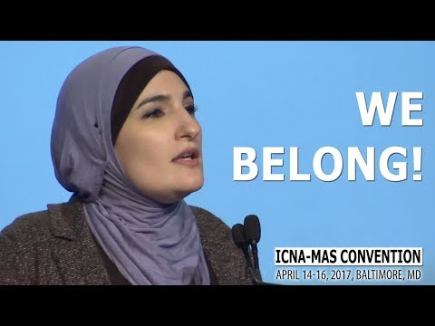 We Belong! by Linda Sarsour (ICNA-MAS Convention)