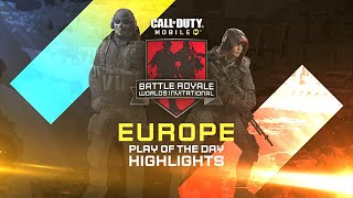 Battle Royale Worlds Invitational: Europe Highlights | Call of Duty®: Mobile