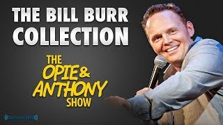 Bill Burr on O&A - Kenny's Rape Jokes