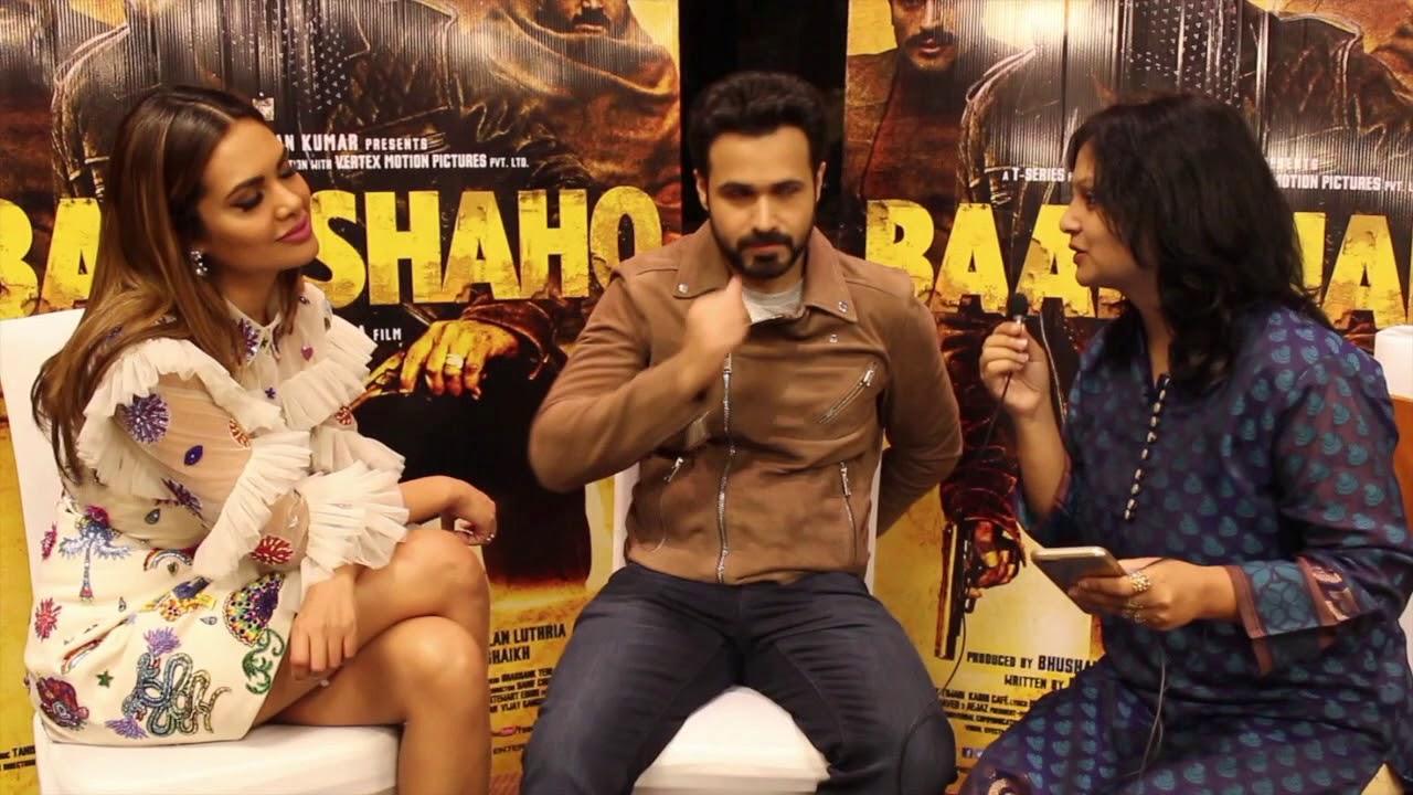 Exclusive Interview with Emraan Hashmi and Esha gupta for Baadshaho