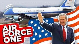 Avião presidencial americano - O todo poderoso EP. 456