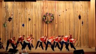 танец Твист(студия современных танцев