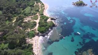 La Madrague Hyères France Drone Video