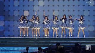 190127 AKB48 Team SH - Love Trip @ AKB48 Group Asia Festival 2019 [Fancam 4K 60p]