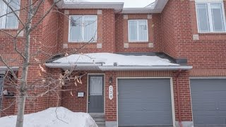 Ottawa Real Estate  - Orleans, Ontario - Sold!!!