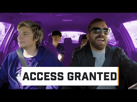 Los Angeles Gladiators Asher and SureFour: Access Granted