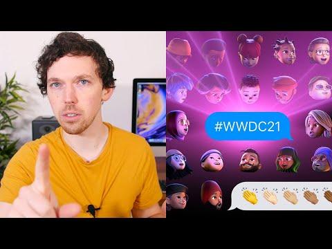 Apple WWDC 2021 Biggest Announcements - Slashdot thumbnail
