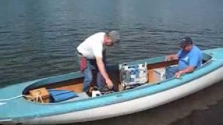 Mystic Seaport Antique Marine Engine Show 09 Ernie