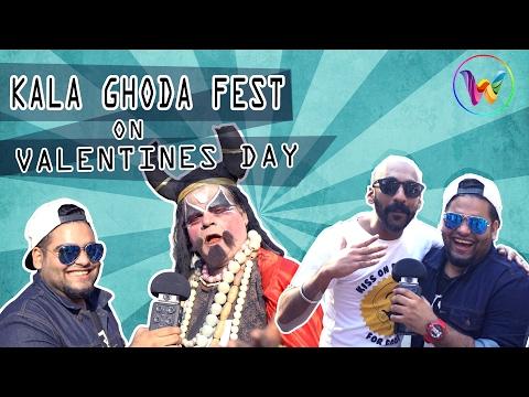 Kala Ghoda Arts Festival On Valentines Day | Walkie Talkie Show With Deepak Kalra