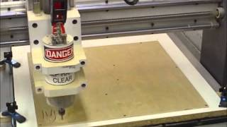 Geppetto Creations Reindeer And Santas Sleigh On The Laguna Cnc Router