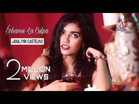 Echame La Culpa (4K) | Luis Fonsi, Demi Lovato | Latin Pop Cover | Janalynn Castelino