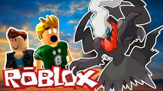 Roblox Adventures - DARKRAI! - Pokemon Legends