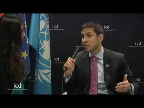 Ribal Al Assad's Interview at the ICD, December 2012