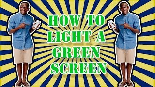GREEN SCREEN TUTORIAL WITH DIRECTOR WUZ GOOD   YouTube 720p