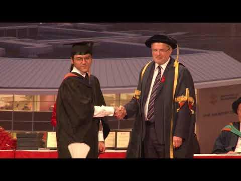 Graduation Convocation, University of Sunderland, UK, 17th June 2017, MDIS-UOS Part 2