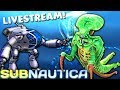 Subnautica  - FINDING THE MARKIPLIER DOLL, EXOSUIT UPGRADES & MAJOR EMPEROR UPDATE - Gameplay
