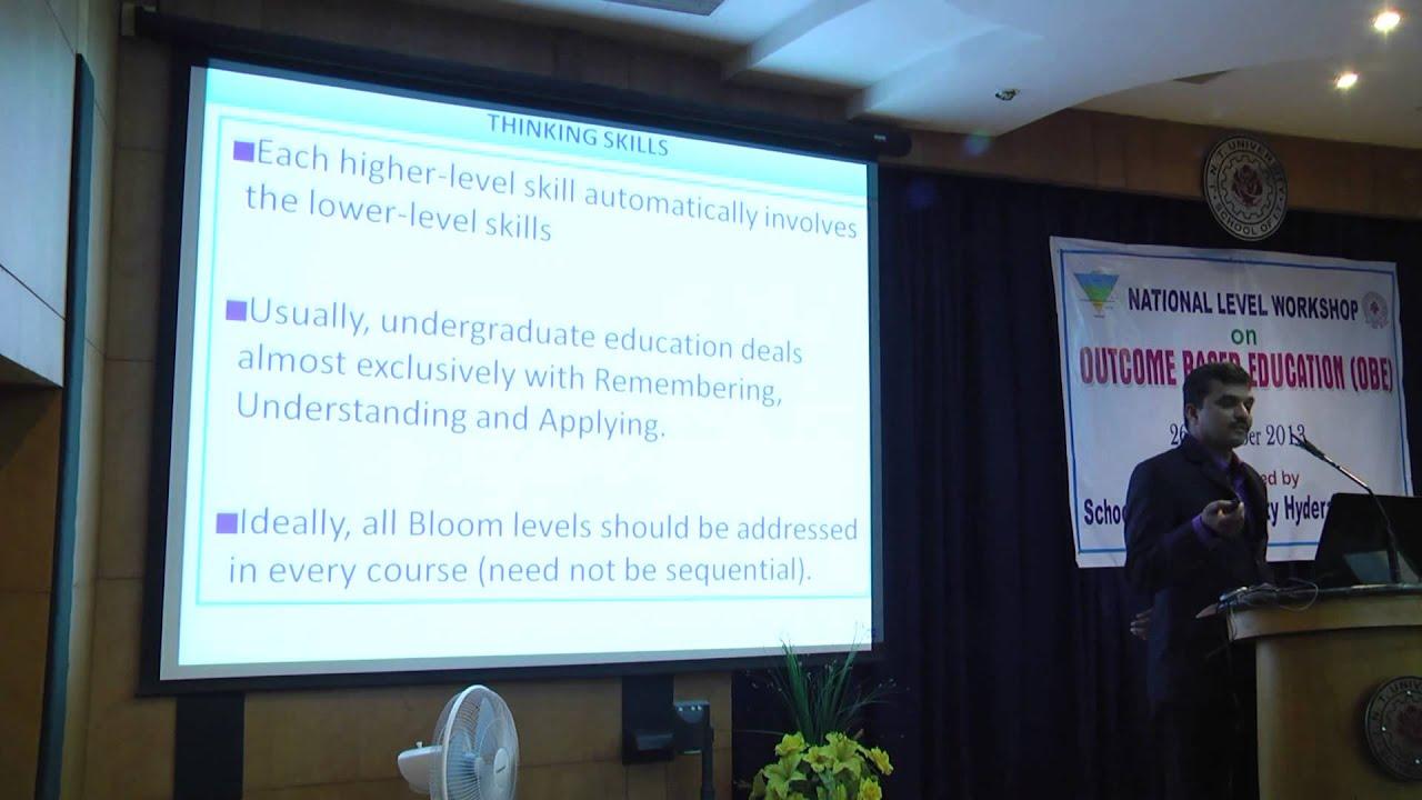 Sess Outcome Based Education Obe Nba Accreditation