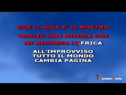 Baby K ft. Giusy Ferreri - Roma Bangkok (Video karaoke)