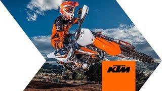 The 2019 KTM SX range - Motocross is not a game | KTM