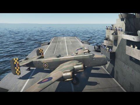 Halifax Carrier Landing [RB]