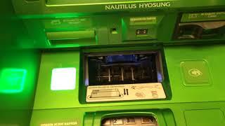 Новые удобные приемники денег в Банкоматах Сбербанк на 200 купюр одновременно