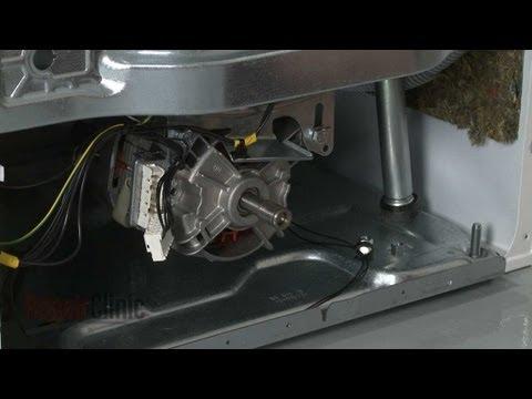 Drive Motor - Asko Washer