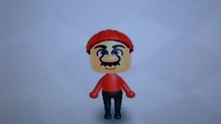 How to make a Mario Mii