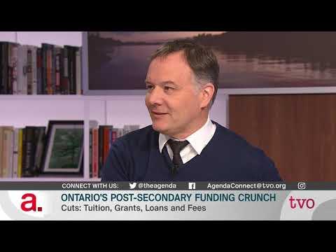 Ontario's Post-Secondary Funding Crunch
