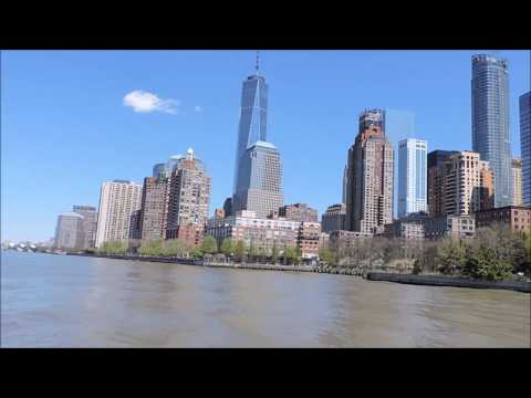 New York City Boat Tour - April 18, 2017