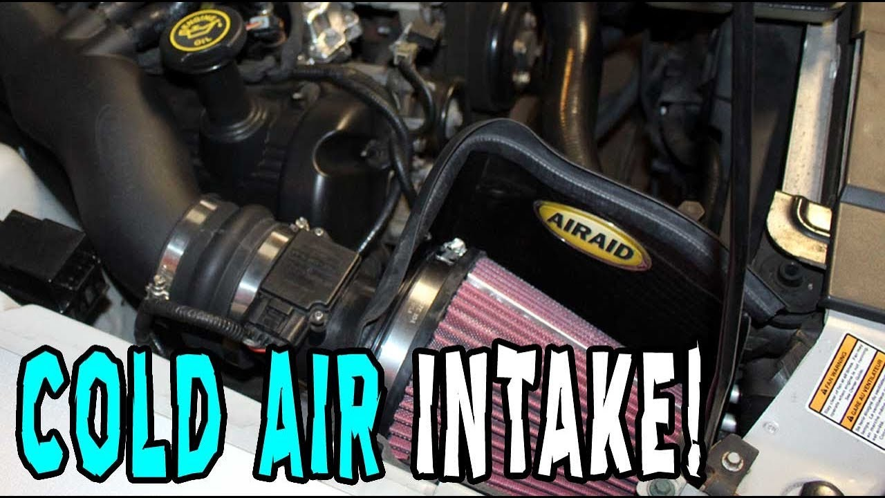 Airaid Engine Cold Air Intake Tube fits 2015-2019 Ford Mustang 2.3L 450-930