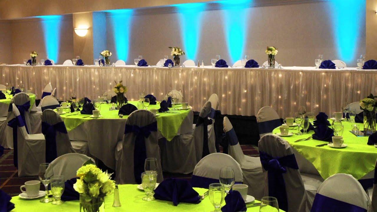 Radisson Hotel Duluth Harborview Wedding Reception Venue Youtube