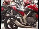 Honda CB1000R Launch