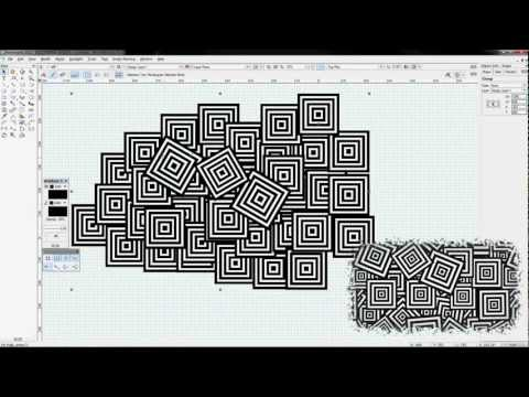Vectorworks 2B - Lesson 1B (Puzzle Solutions)