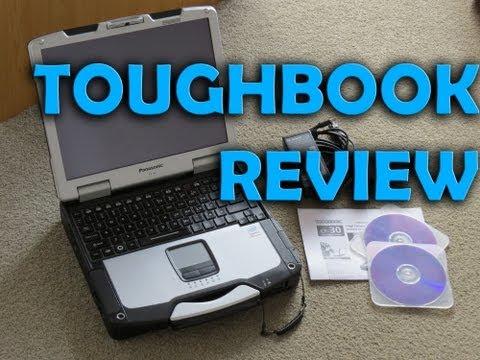 Panasonic Toughbook CF-30 *MILITARY GRADE LAPTOP*- TechTestDrives | HD