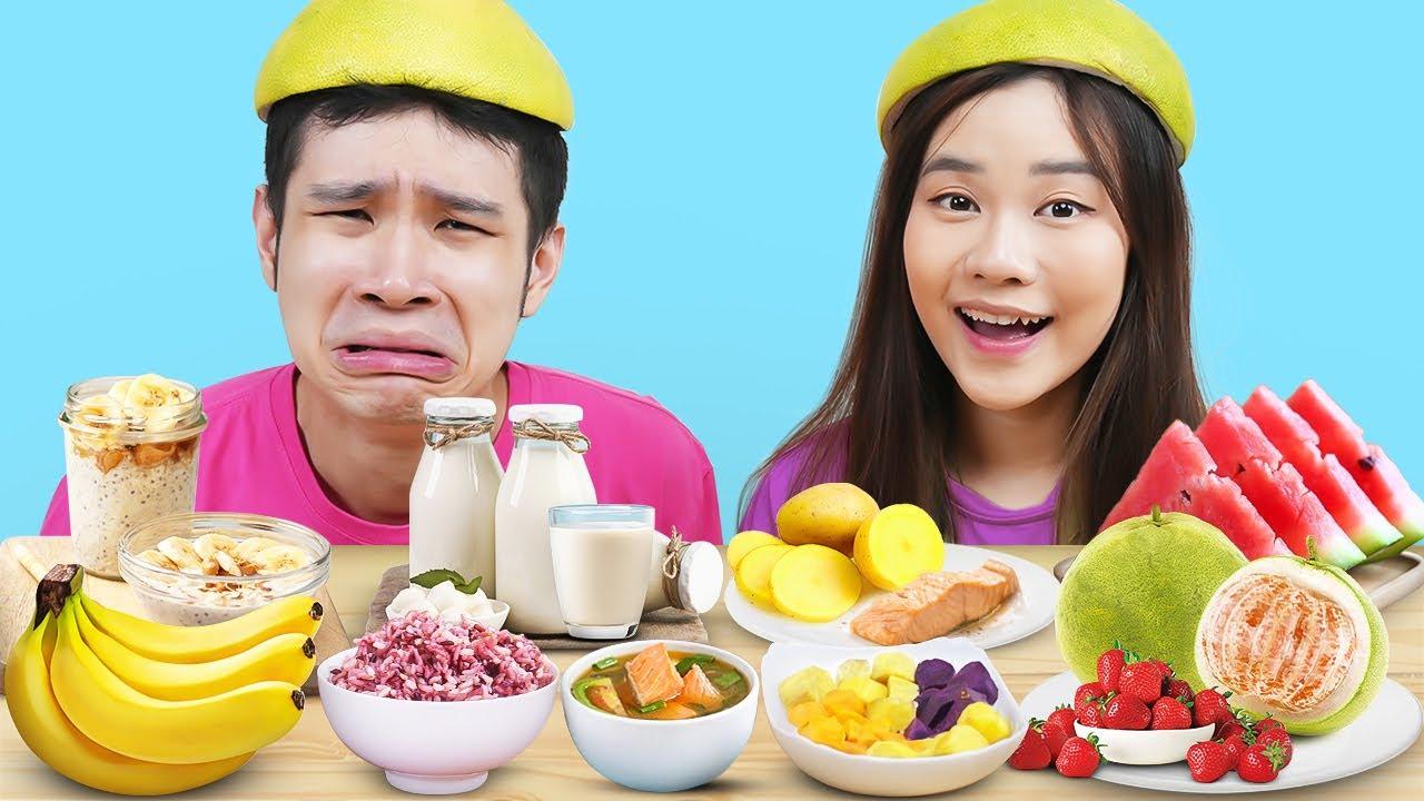 24 Jam Makan Makanan Sehat