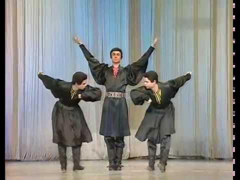 Ансамбль танца Игоря Моисеева - Калмыцкий танец