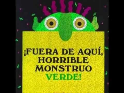 fuera de aqu horrible monstruo verde youtube
