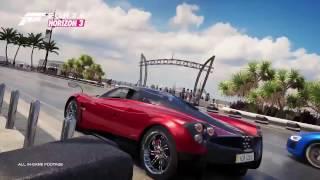 Forza Horizon 3 - обзор игры 2017!