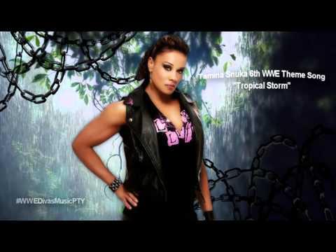 Tamina Snuka 6th WWE Theme Song -