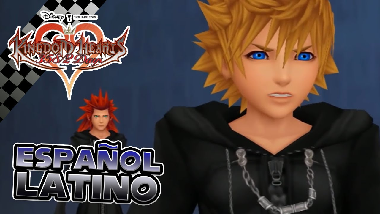 [Kingdom Hearts] Roxas Naminé - Une tendre promesse - YouTube