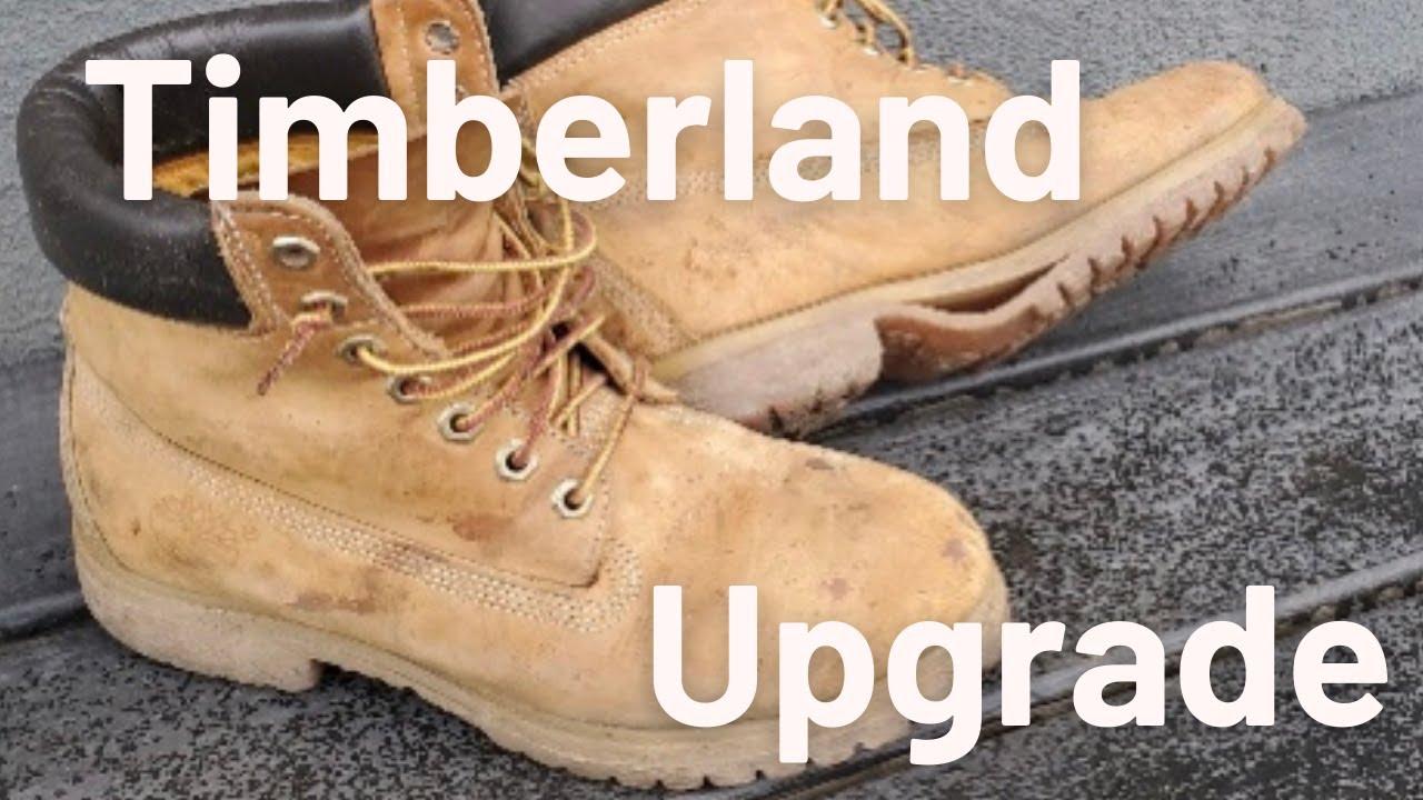 timberland sole