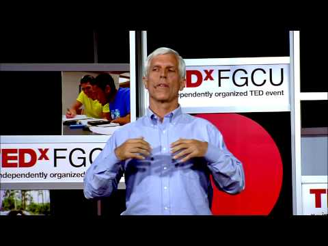 Heartonomics -- creating group wealth through collaboration: Terry Danahy at TEDxFGCU