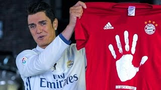 Cristiano Ronaldo veräppelt FC Bayern Meistershirt!