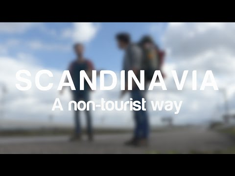 Scandinavia : A non-tourist way