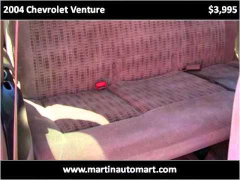 2004 Chevrolet Venture Used Cars Nashville TN