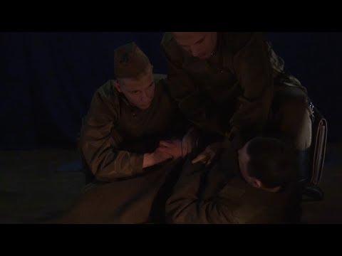 """Зэки на """"двойке"""" сыграли """"Рядовых"""". Real Video"""
