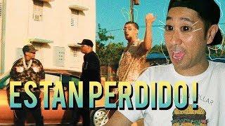 Daddy Yankee Y Pacho Perdidos Con Bad Bunny