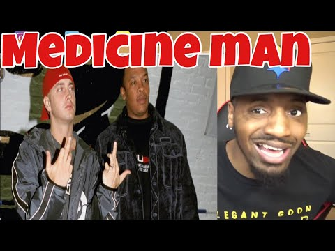 Gucci Mane needs to watch this!!! | Dr.Dre - Medicine Man ft Eminem | REACTION