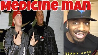 Gucci Mane needs to watch this!!! | Dr.Dre - Medicine Man ft Eminem | REACTION