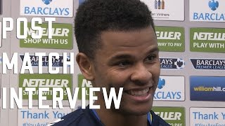 Fraizer Campbell post Newcastle Interview